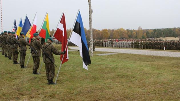 La OTAN inicia, cerca de la frontera rusa, sus mayores ejercicios en 10 años