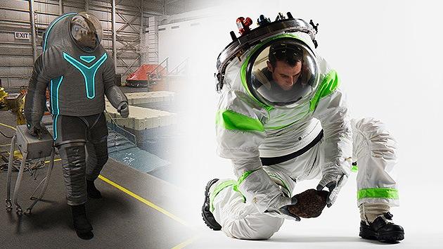 Imágenes: NASA invita a elegir un diseño para el prototipo de su nuevo traje espacial