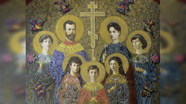 Sigue pendiente el caso de la familia real Románov