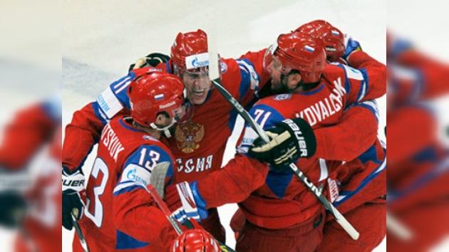 La selección rusa de hockey pasa a la final del Campeonato Mundial