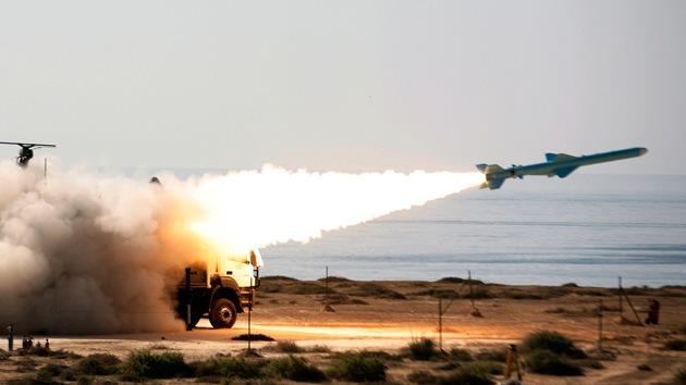 Irán inicia unas maniobras militares cerca de la frontera con Irak