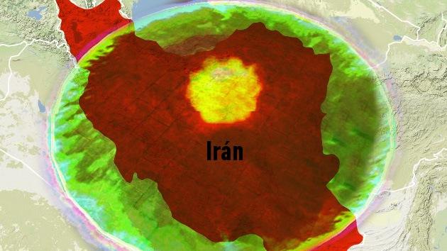 """Israel podría """"devolver a Irán a la Edad de Piedra"""" mediante la radiación electromagnética"""