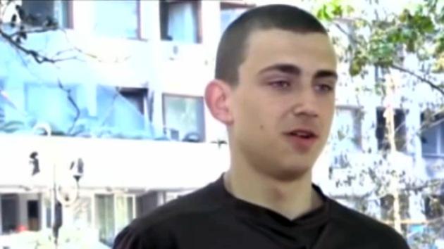 Secuestran en Ucrania a un periodista menor de edad