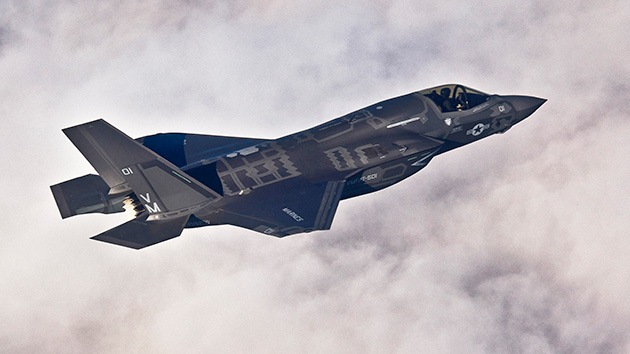 Anuncian que el caza F-35 estará listo para 2015, pese al lastre de sus fallos técnicos