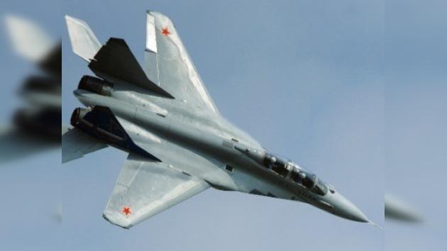 Los cazas MiG se preparan para el concurso indio
