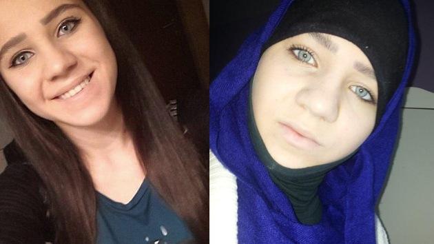 """Joven austriaca afirma disfrutar su nueva vida con Estado Islámico """"a punta de pistola"""""""