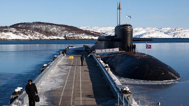 Rusia equipa sus submarinos nucleares con un innovador misil intercontinental