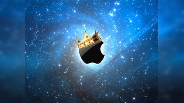 Apple se convierte en la marca de más valor del mundo
