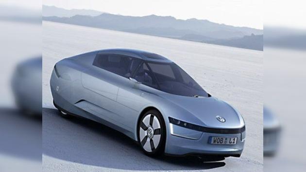 Presentan en Brasil el auto más económico del mundo