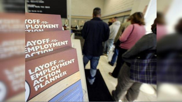 Aumenta en 51.000 la cifra semanal de solicitudes de subsidio por desempleo