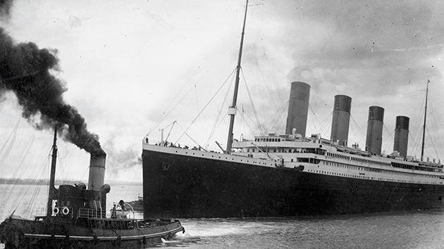 Presentan el plan de la réplica del Titanic
