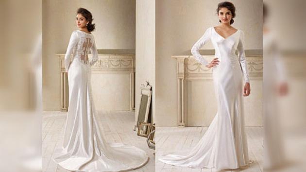 Vestido de novia de crepusculo