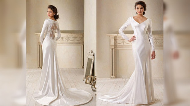 Las fans de 'Crepúsculo' podrán comprar el vestido de novia de Bella