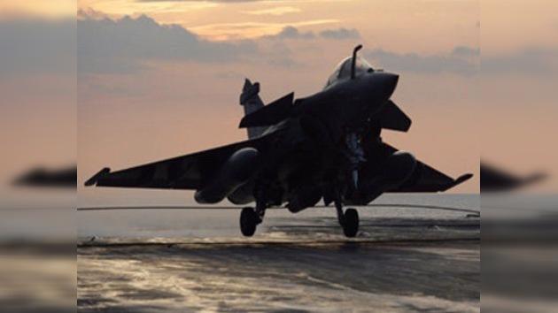 Obama autoriza el uso de aviones no tripulados en Libia