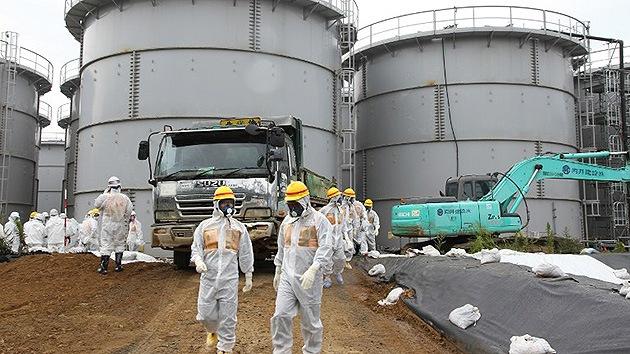 Foto: Una caricatura sobre Fukushima enoja al Gobierno de Japón