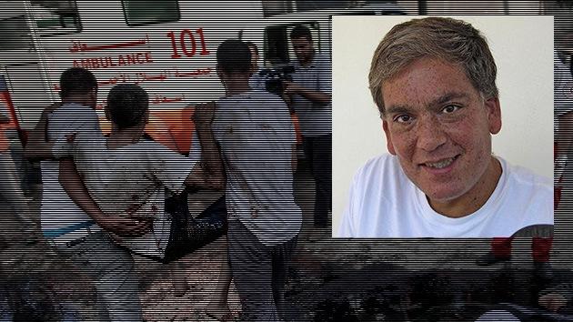 Video: Portavoz de la ONU rompe a llorar por las víctimas en la Franja de Gaza