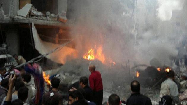 El Consejo de Seguridad niega la petición rusa de condenar el atentado en plena tregua siria