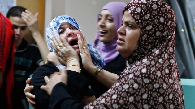 Israel censura una transmisión radiofónica que ponía nombre a los niños muertos en Gaza