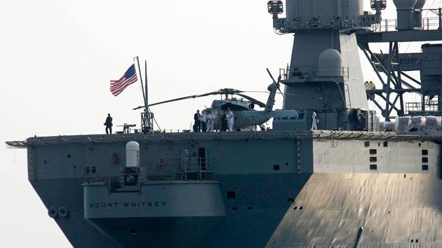 """Buques de la Armada de EE.UU. entran al mar Negro para realizar """"operaciones rutinarias"""""""