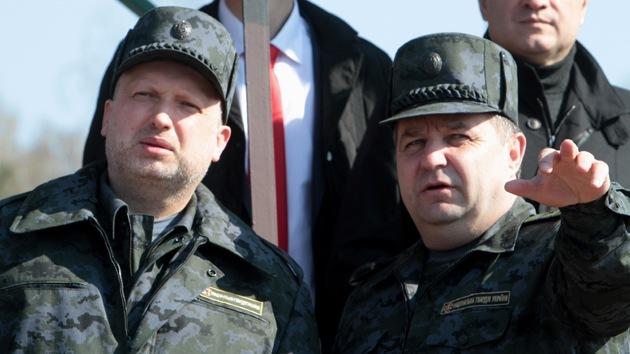 """Ucrania: """"La inteligencia del país desinformó al Gobierno sobre los planes de Rusia"""""""