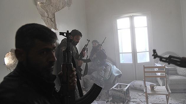 Rebeldes sirios trafican con órganos humanos a través de Turquía