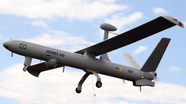 Brasil se equipa con drones navales con vistas al mundial de fútbol