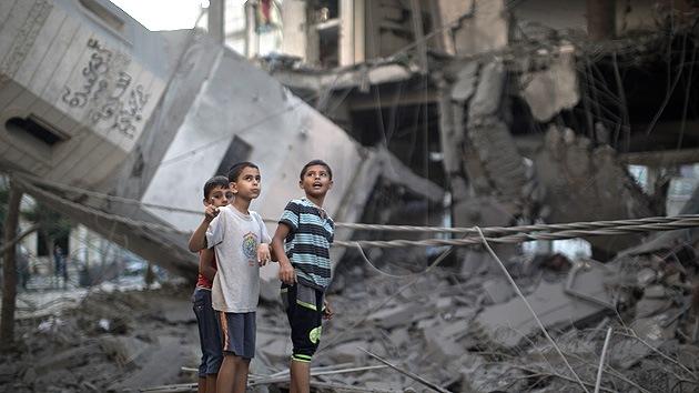 Trabajadores de la ONU: Gaza tardará años en recuperarse de los ataques israelíes