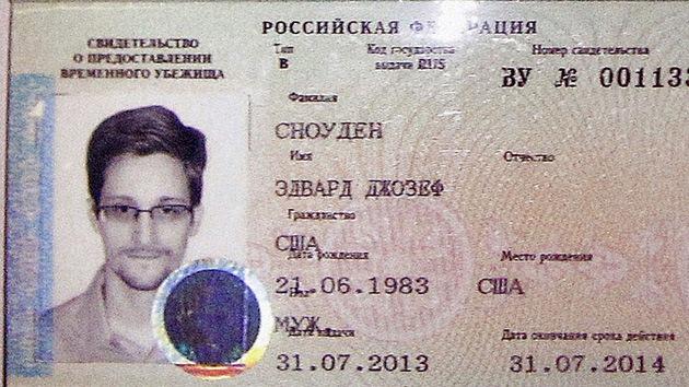 """""""Rusia no tiene obligación legal, política o moral de entregar a Snowden a EE.UU."""""""