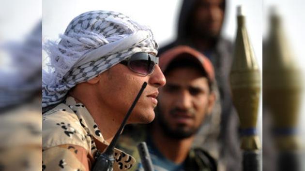 Oposición libia afirma que no busca el poder tras caída de Gaddafi