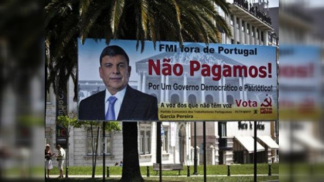 Arranca la campaña electoral en Portugal, hundido por la crisis