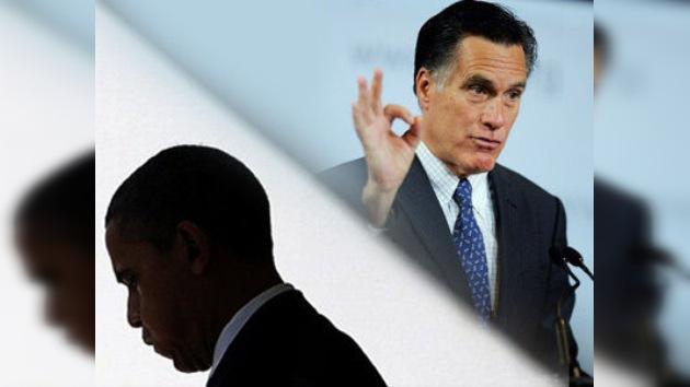 Romney derrotaría a Obama si las elecciones se celebraran hoy