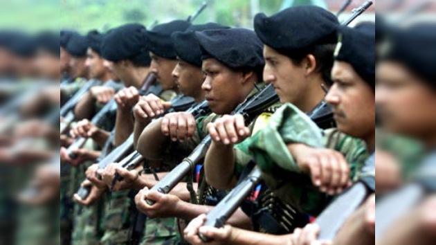 Las FARC no abandonarán la lucha
