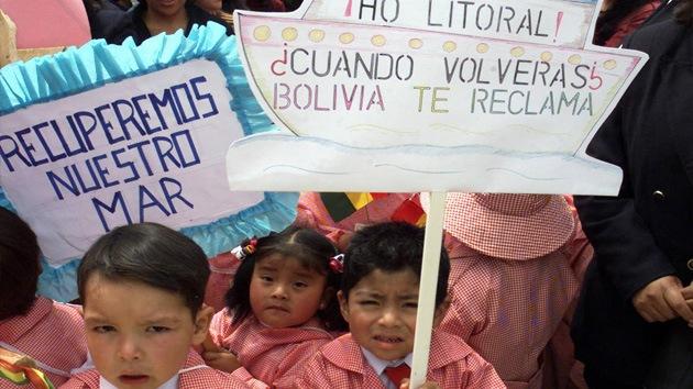 Bolivia convocará a ex presidentes para definir la demanda contra Chile