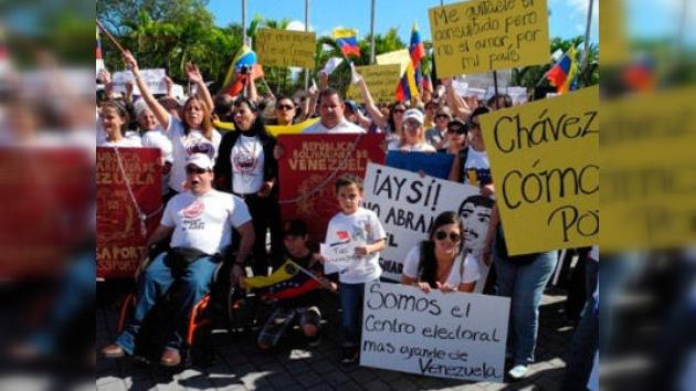 En las presidenciales de Venezuela 2012 se oirá la voz de los venezolanos de EE. UU.