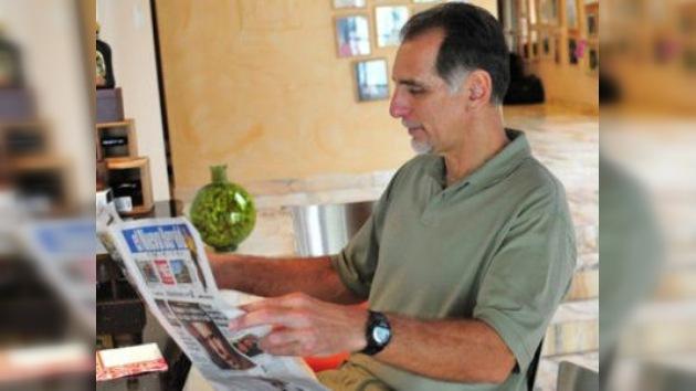 Uno de 'los 5 cubanos', René González, regresa a EE. UU. tras dos semanas en la isla
