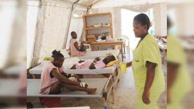 La ONU niega el origen nepalí del cólera en Haití