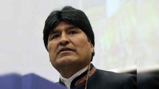Bolivia nacionaliza la filial de Red Eléctrica Española