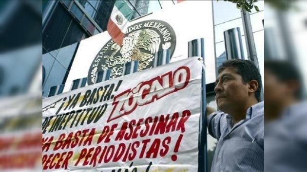 Red de periodistas indignada por la muerte de un jefe de radio mexicano