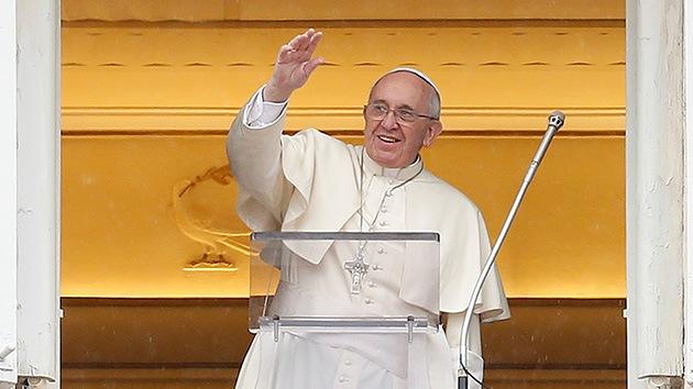 El papa come con menos de 10 euros al día