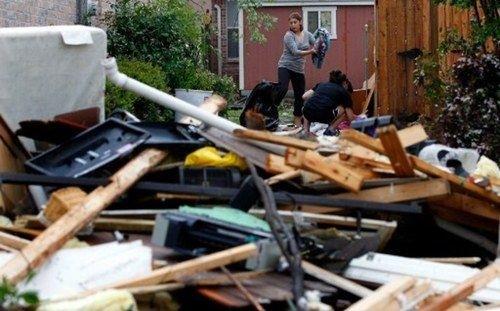 Devastadores tornados en EE.UU.