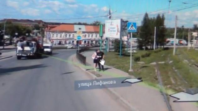Novio infiel descubierto gracias a un mapa en Internet