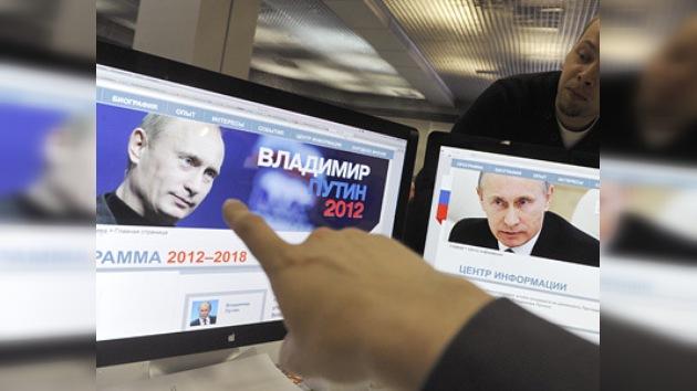 Putin condiciona el futuro de Rusia al desarrollo de la clase media