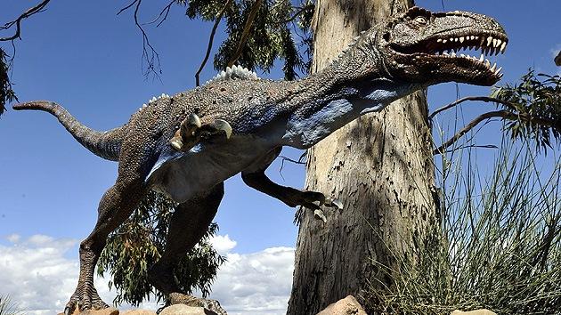 La mala suerte mató a los dinosaurios