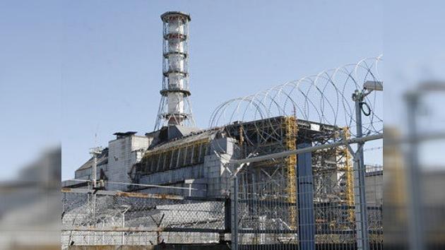 Las autoridades rusas condecoran al equipo de extinción que trabajó en Chernóbyl