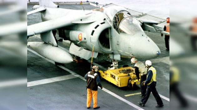 España asume su responsabilidad e intervendrá en Libia con cuatro cazas