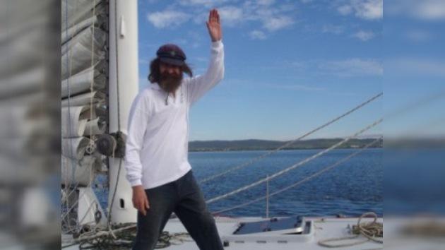 El viajero ruso Fiódor Kóniujov inicia en Chile su viaje a Cabo de Hornos