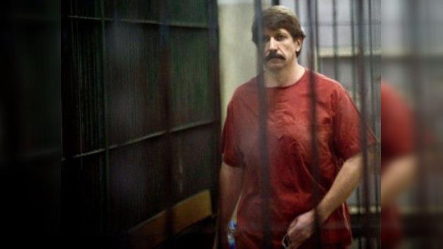 El tribunal de Nueva York rechaza cerrar el caso contra  Víctor Bout