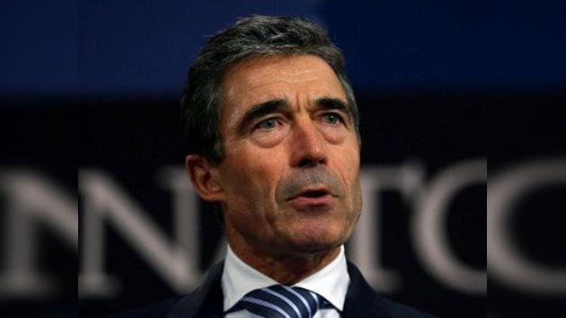 La OTAN pone mañana punto final a su operativo en Libia