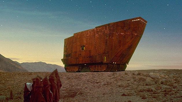 Llega del futuro la oficina 'Star Wars': Sin papel higiénico ni correspondencia postal