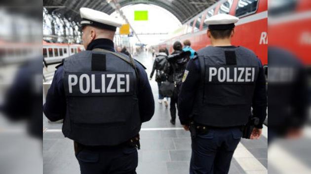 El color de la piel, motivo para ser detenido en Alemania